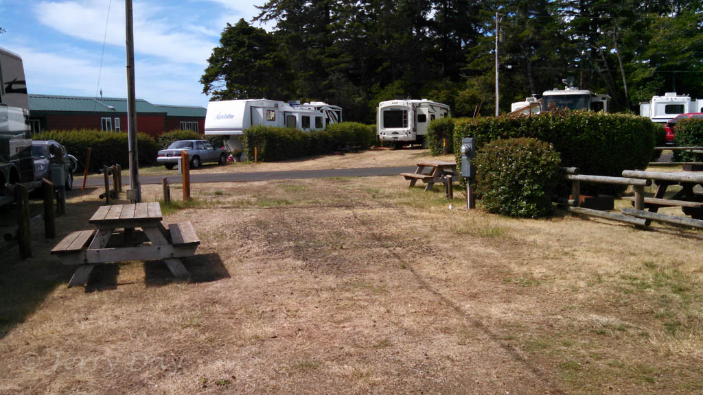 Campground Review Waldport Newport Koa The Tin Can