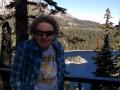Kim at Lake Tahoe - California & Nevada