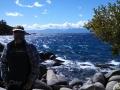 Jerry at Lake Tahoe - California & Nevada
