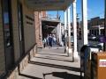 Boardwalk at Virginia City, Nevada