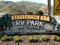 Banning Stagecoach KOA