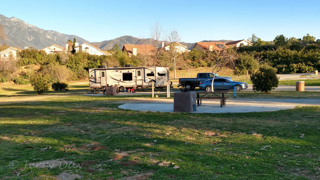 Campground Review Yucaipa Regional Park Yucaipa